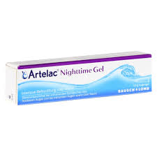 Artelac Night time Gel B+L