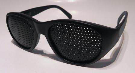 Rasterbrille a buchi fini