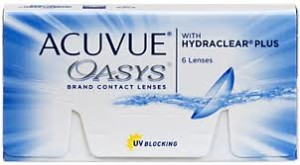oasys contact lens